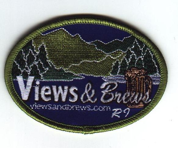 Views and Brews Patch